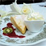 Inspireras av vår dessertmeny